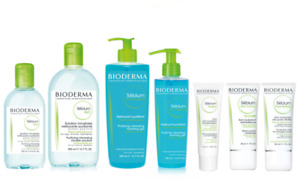 Bioderma SEBIUM Collection for COMBINATION/OILY Skin - CHOOSE YOURS