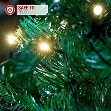 1000 Multi Function LED  Warm White Indoor/Outdoor Christmas Fairy Light`17