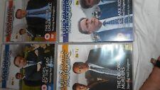 midsomer murders x 4 dvd sets
