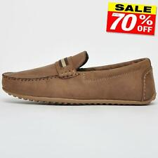 SALE - REAL LEATHER Red Tape Redworth Men's Loafer Slip On Driving Shoes