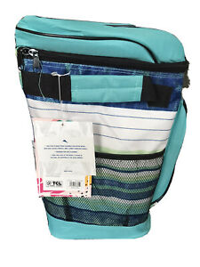 tommy bahama cooler rolling bag 36 Cans w wheels Telescopic Handle Zipper Pouch