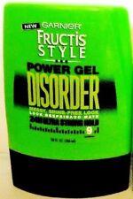 Garnier Fructis Style Disorder Power Gel Messy 24Hr Ultra Strong Hold 9 (2 PACK)