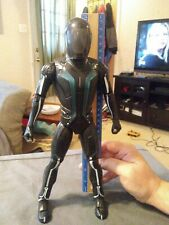 Lt Tron legacy 12 Inch Action figure 2010 SpinMaster New Batteries Installed