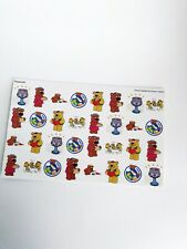 Passover Stickers Religious Scrapbooking Crafts 1990's Highlights Adhesives