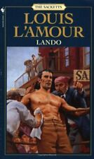 Lando (Sacketts): A Novel: 8 by L'Amour, Louis Paperback Book The Cheap Fast
