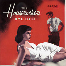 45 EP The Houserockers - Bye Bye ! - BLUES - ROCKABILLY - WITCHCRAFT RECORDS NEW
