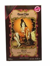 Black Henna Hair Colourants with All Natural Ingredients
