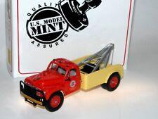 "US Model Mint US-32 1950 Studebaker Wrecker Truck ""SERVICE"" Tow Truck, 1/43"