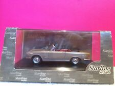 Starline models stunning fiat 2300 s cabriolet new box 1/43 p6