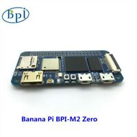 New Banana Pi BPI-M2 Zero Quad Core Development Board Single-board Computer