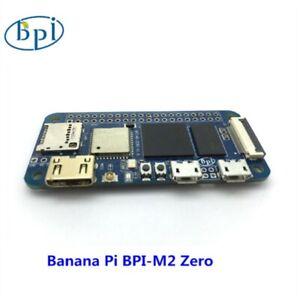 New Banana Pi BPI-M2 Zero Quad Core Development Board Single-board Computer