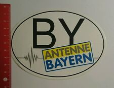 Aufkleber/Sticker: BY Antenne Bayern (04081627)