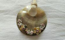 Next shell pendant necklace