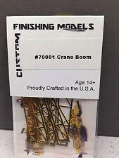 HO 1/87 Custom Finishing # 70001 Crane Boom 35ft Kit