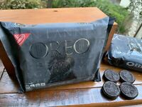 Oreo Limited Edition GAME OF THRONES Cookies 2 Pack * FREE USPS SHIPPING*