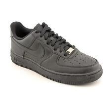 Nike Air Force 1 07 Triple Black Mens Classic Shoes Af1 SNEAKERS 315122-001 7.5