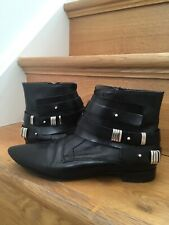Costume National Ankle Boots Black