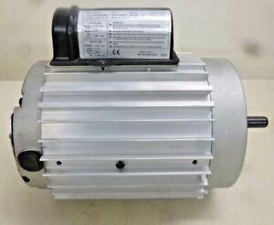 NEW DAYTON  Agricultural Fan Motor, 1 HP, Split-Phase, RPM 825,  A750-8VE