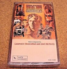 Young Indiana Jones Chronicles Vol 1 OST Cassette NEW