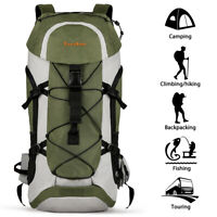 50L Outdoor Sports Backpack Bag Camping Hiking Travel Bag Military Tactical Pack