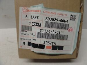Brand New OEM Kawasaki Electric Trim Motor 96-03 PWC 750 900 1100ZXI 21174-3703