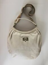 Marc By Marc Jacob White Hobo Large Bag
