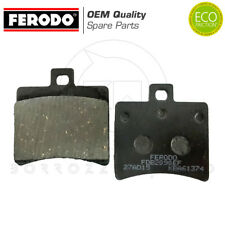 PASTIGLIE FRENO POSTERIORE FERODO ECO FRICTION APRILIA SCARABEO LIGHT 250 2008