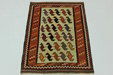 nomades PICASSO aspect Kelim pièce unique PERSAN TAPIS d'Orient 2,03 x 1,52