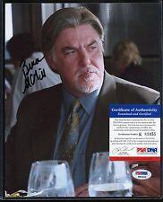 Bruce McGill Signed 8x10 Photo PSA/DNA COA AUTO Autograph