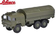 Schuco H0 452626000 MAN 7t GL CAMION Bundeswehr 1:87 NEUF + EMBALLAGE D'ORIGINE