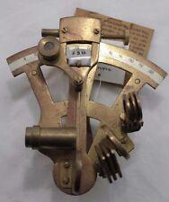 Nautical Brass Sextant Marine Astrolabe Desk Top Decor