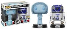 SDCC 2017 Funko Pop! Star Wars: Holographic Princess Leia & R2-D2 Pre-Sale