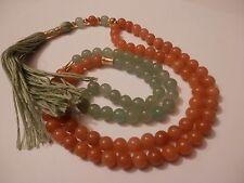 Muslim Prayer Beads 99 Tasbih Misbaha Tasbeeh   Islamic Worry Beads Rosary   GMS