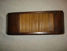 ANTIQUE WOOD SLIDE TRINKET/PLAYING CARDS/CIGARETTE/CANDY BOX