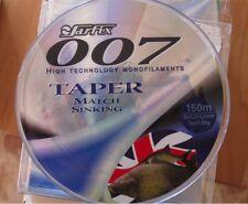 MONOFILO SARFIX 007 TAPER MATCH AFFONDANTE 0,20 mm 150 mt 5,80 kg PESCA-FS12