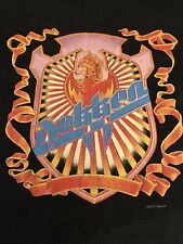Dokken Vtg Tour Shirt Motley Crue Ratt Poison Guns Roses Skid Row WASP Halen Y&T