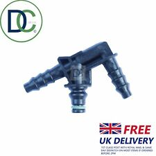 Renault Master Common Rail Diesel Injector Back Leak Off Connector 2 Way