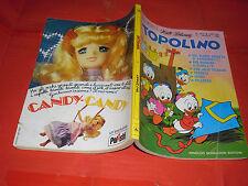 WALT DISNEY- TOPOLINO libretto- n° 1274 a - originale mondadori- anni 60/80