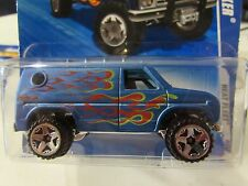 Hot Wheels Baja Breaker Heat Fleet Blue