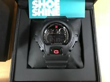 CASIO GSHOCK X EMINEM 30TH ANNIVERSARY WRIST WATCH GD-X6900MNM-1 BLACK RED NEW