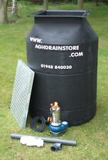 Pump Station-(SEWAGE) supplied to your requirements
