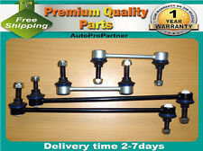 4 FRONT REAR SWAY BAR LINKS SET VOLVO S60 01-09 S80 99-06 V70 03-07