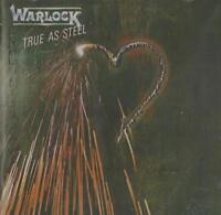 Warlock - True as Steel ( CD 2012 ) NEW