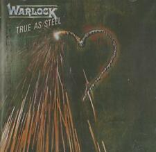 Warlock - True as Steel ( CD 2012 ) NEW / SEALED