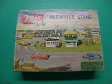 ATLAS BLEACHER STAND FOR HO SLOT CAR LAYOUT COMPLETE MIB