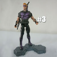 6'' Endgame Comic Hero Hawkeye Ronin Clint Barton Avengers Action Figure Toy