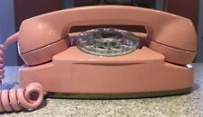 Vintage Pink PRINCESS Northern Electric Rotary-Dial Desk Telephone - Canada 1962