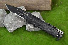 Böker Plus AK-12 Tanto Einhandmesser Taschenmesser Rettungsmesser 01AK12T