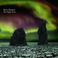 STEVE HACKETT THE NIGHT SIREN NEW VINYL LP Album Gift Idea UK Stock