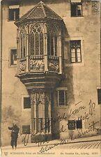 Nurnberg Erker am Sebalderpfarrhof Germany Postcard